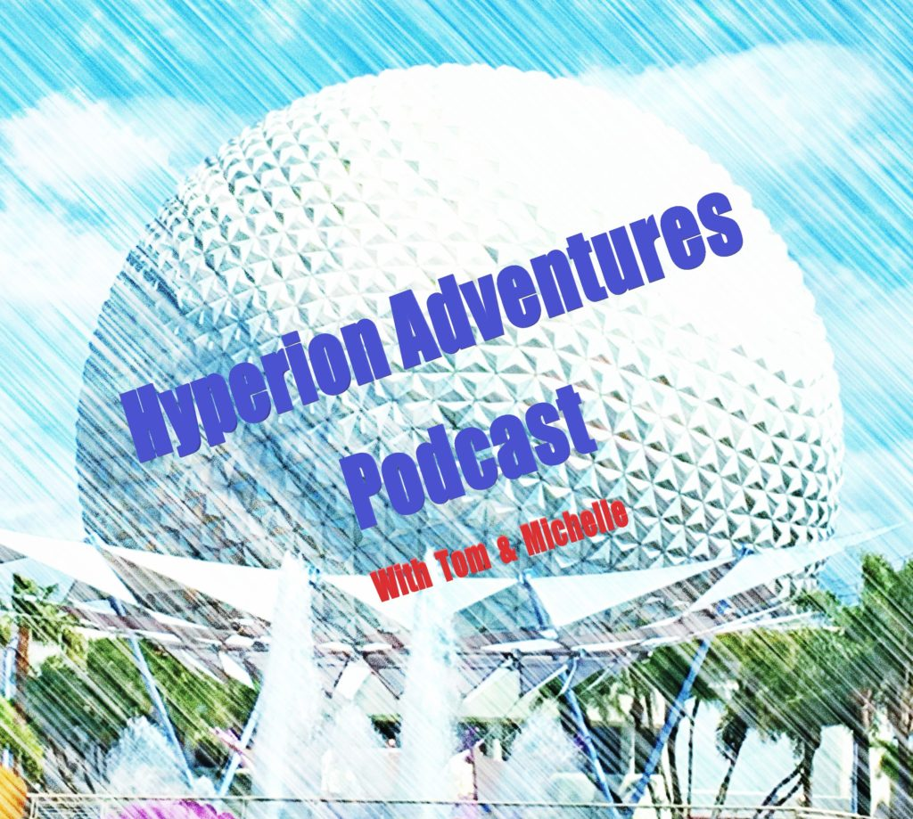 Hyperion Adventures Podcast Home - Hyperion Logo