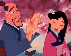 Fa Zhou - Mulan