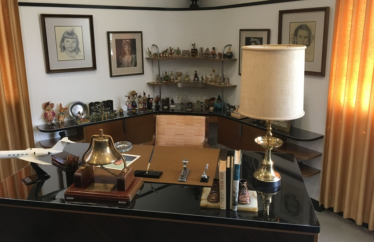 Walt's Office