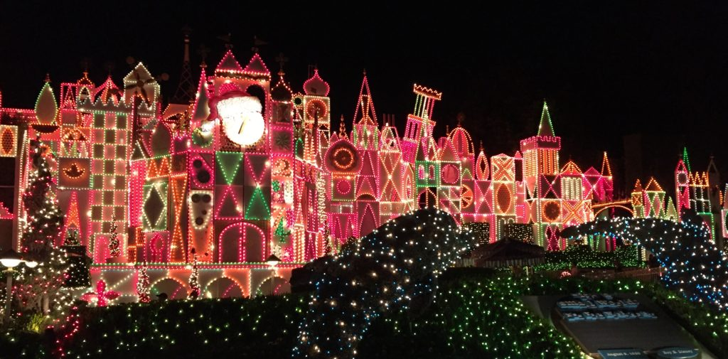 Disneyland - It's a Small World Holiday