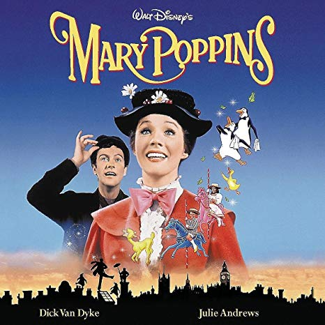 Mary Poppins Title