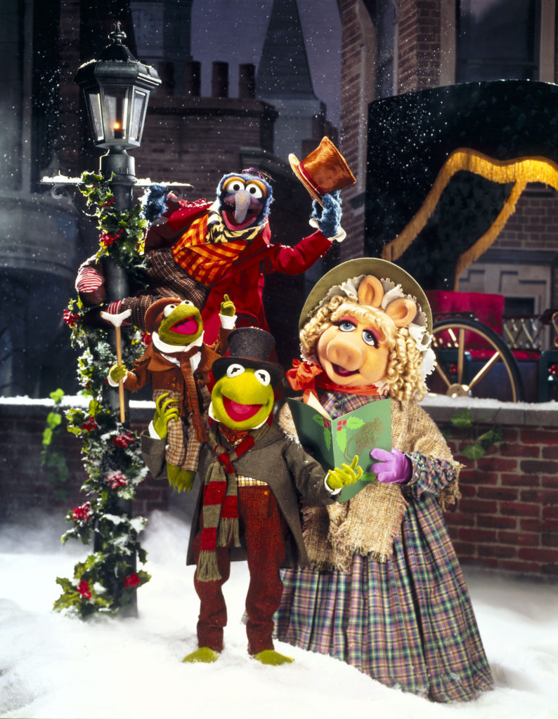 Muppets Christmas Carol - Disney Holidays Movies & Specials