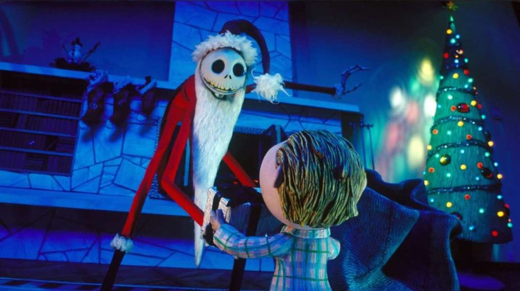 The Nightmare before Christmas - Disney Holidays Movies & Specials
