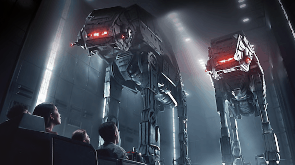 Galaxy's Edge - Rise of the Resistance - Sttar Wars & Disney Parks