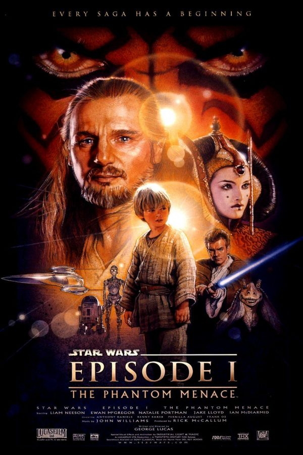 The Phantom Menace - Poster