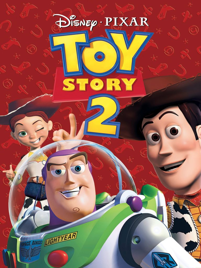 5 Favorite Animated Sequels - Toy Story 2