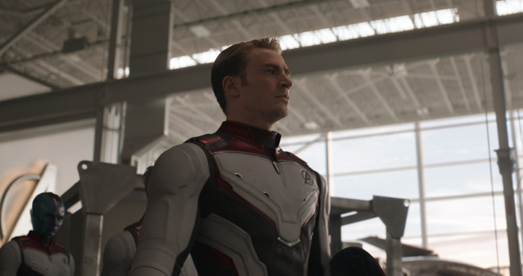Avengers Endgame - Suit Up