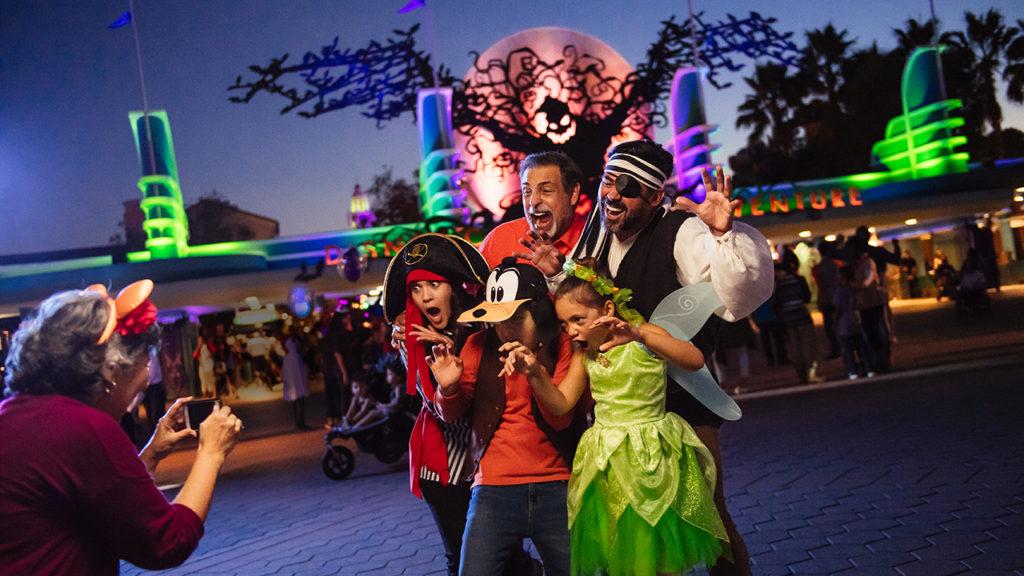 Oogie Boogie Bash - Halloween - Disneyland