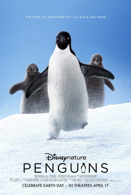 Disneynature - Penguins - Poster