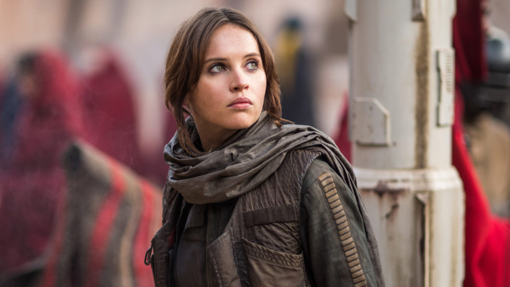 Jyn Erso - Rogue One: A Star Wars Story - Heroic Songs