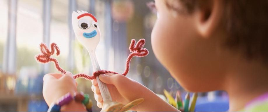 Forky - Toy Story 4 Review
